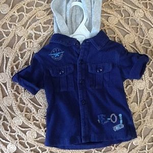 First impression t shirt for babies